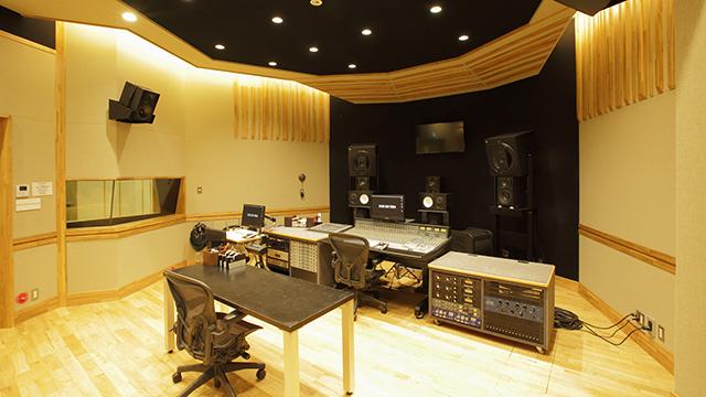 レコーディングスタジオC|サウンドクルースタジオ